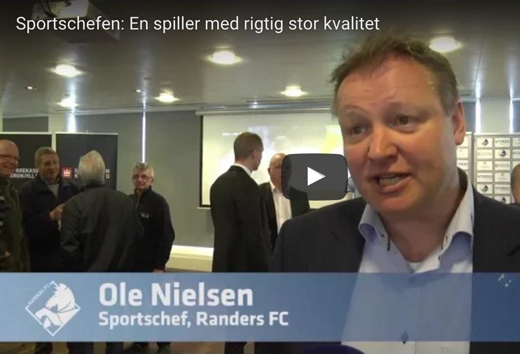 Ole Nielsens