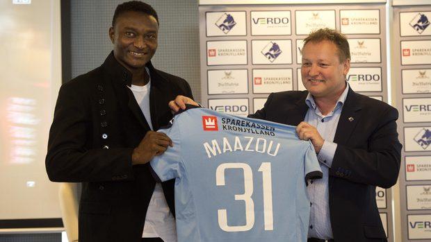 Moussa Maazou